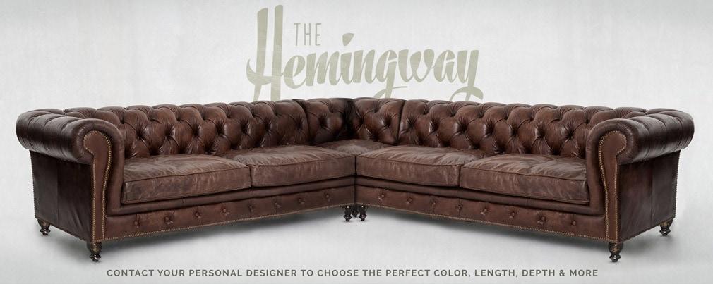 Hemingway Sectional