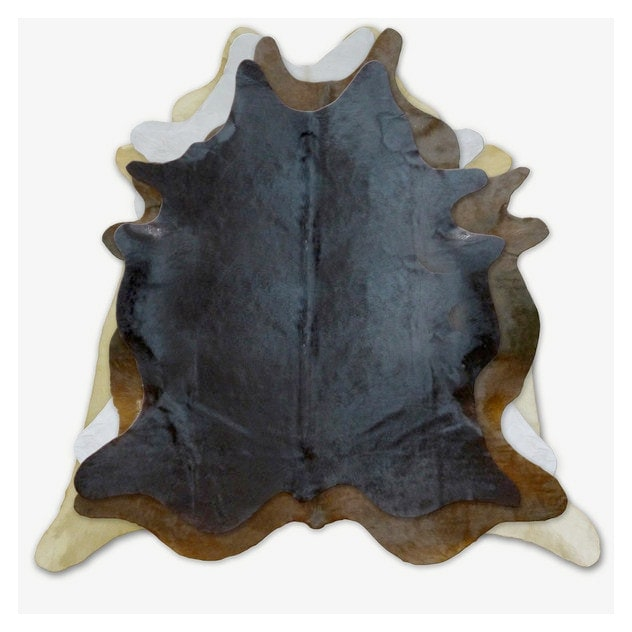Natural Solid Cowhide