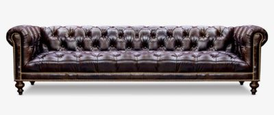 Wright Tufted Seat Chesterfield Sofa
