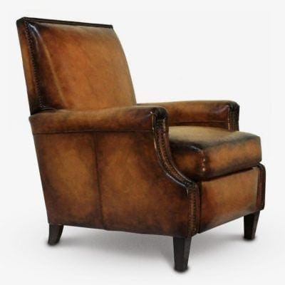 The Alfred: American Made Recliner