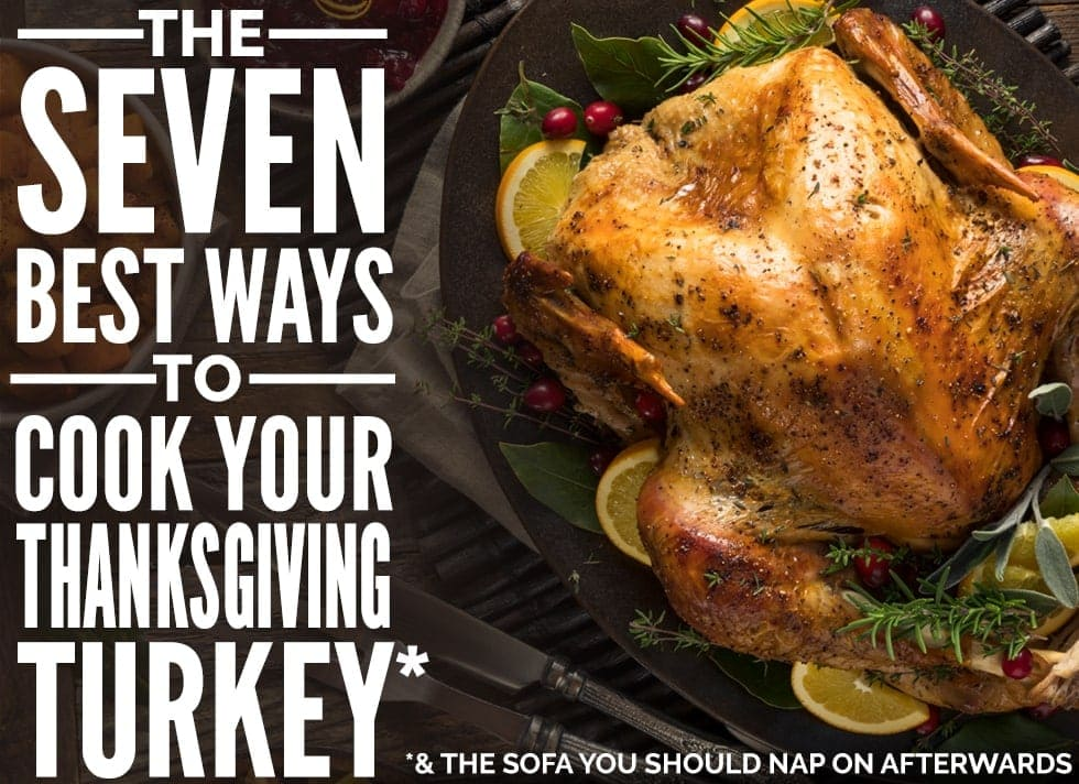 The Best Way To Cook Your Thanksgiving Turkey Of Iron Oak