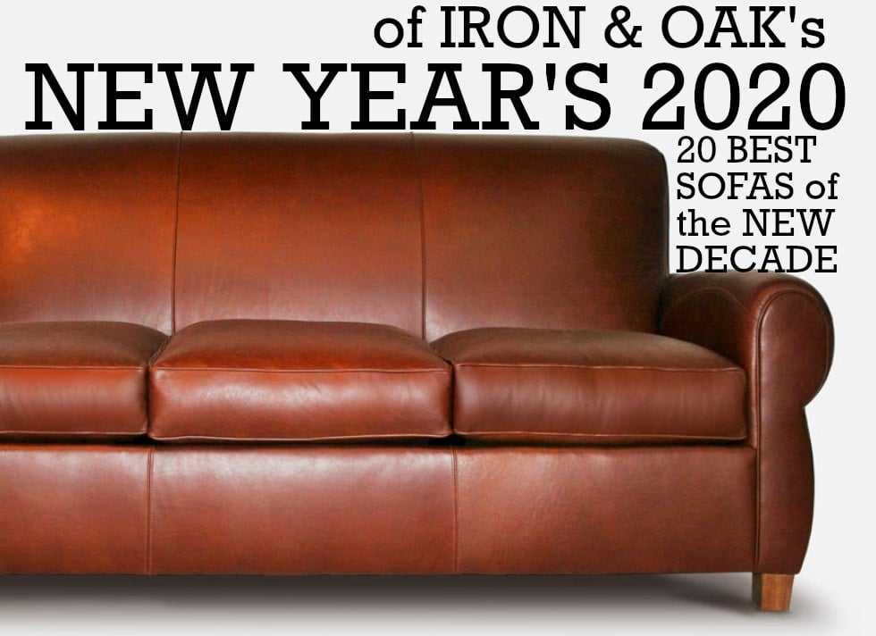 New Year's 2020: 20 Best Sofas Of The New Decade